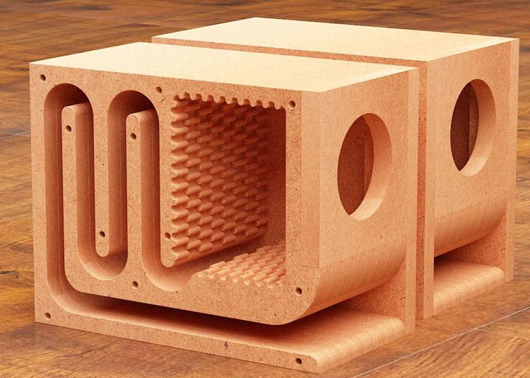 Правильный расчет при изготовлении рупорных акустических систем