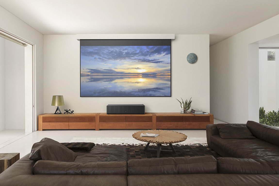 Проектор или телевизор: что выбрать для домашнего кинотеатра ...