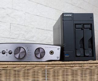 Тест сетевого хранилища Asustor AS6202T и аудиоинтерфейса Asus Essence One MKII Muses Edition: нескучный накопитель