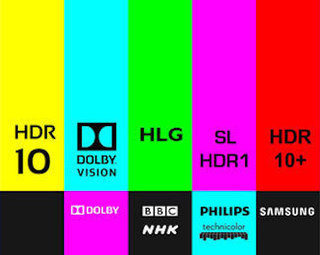 HDR10, Dolby Vision, HLG, HDR10+ или SL-HDR1? Какой формат