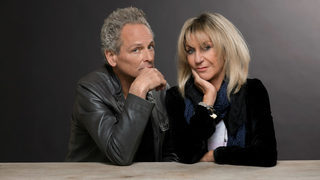 Hot recording of July 2017 part II: Lindsey Buckingham & Christine McVie