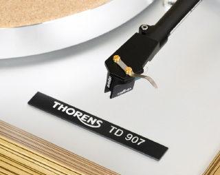 Тест проигрывателя виниловых дисков Thorens TD 907: новая реальность