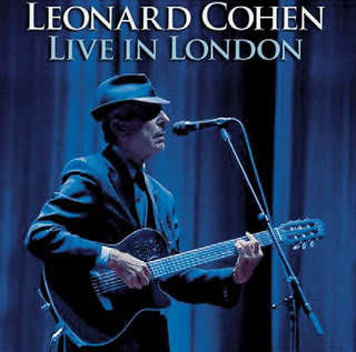 Leonard Cohen - «Live In London» 2xCD/DVD, Columbia, 2009