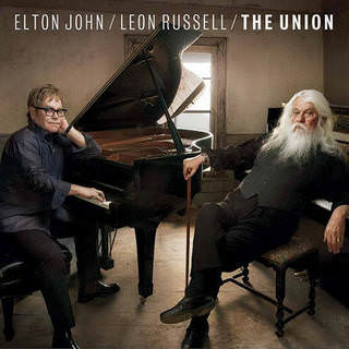 Elton John & Leon Russell - «The Union» LP/CD, Mercury/ Universal, 2010, 2748480
