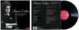 Maria Callas - Puccini: Opera arias lyric and Coloratura arias Philharmonia orchestra Tullio serafin Membran Music ltd.