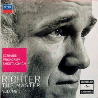 Richter. The Master Scriabin. Prokofiev. Shostakovich 2CD, Decca, 2010