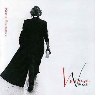 Keith Richards «Vintage Vinos» CD, Mindless Records, 2010, 59704 53719