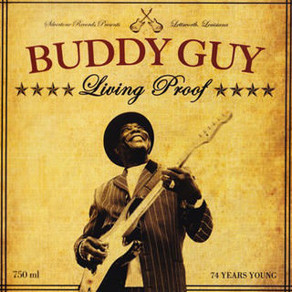 Buddy Guy — Living Proof Jive Records (2 LP, 180gm)