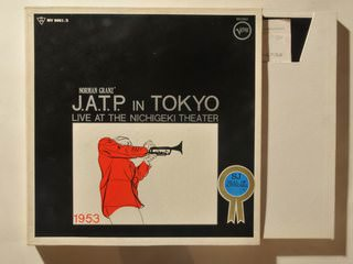 Norman Granz' J.A.T.P. in Tokyo – Live at the Nichigeki Theater.