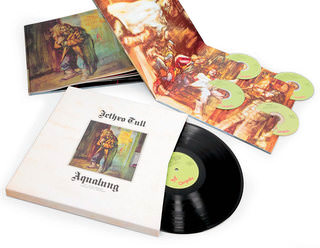 Jethro Tull — Aqualung 40th Anniversary Collectors Edition. Chrysalis 2011