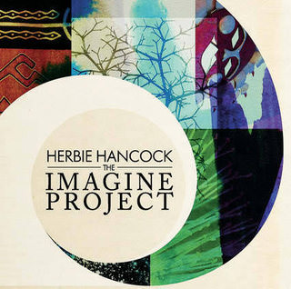 Herbie Hancock «The Imagine Project» CD, Hancock/Sony Music, 2010