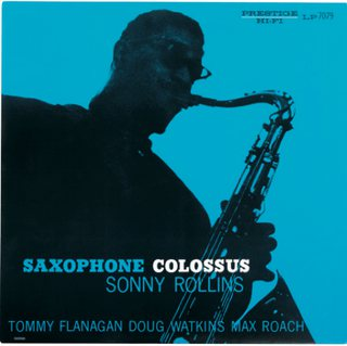 Sonny Rollins - Saxophone Colossus / Analogue Productions AAPJ 291