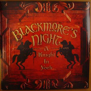 Blackmore's Night ‎– A Knight In York (Рыцарь в Йорке), 2012 год, Live Concert.
