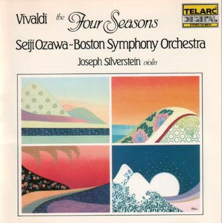 Antonio Vivaldi «The Four Seasons» Seiji Ozawa & Boston Symphony Orchestra: старое цифровое вино в новые мехи