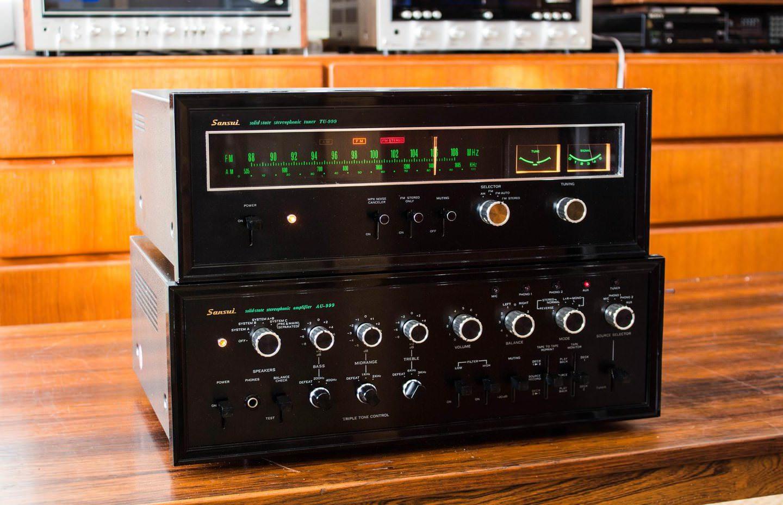 схема радиоприемника мелодия 105 стерео