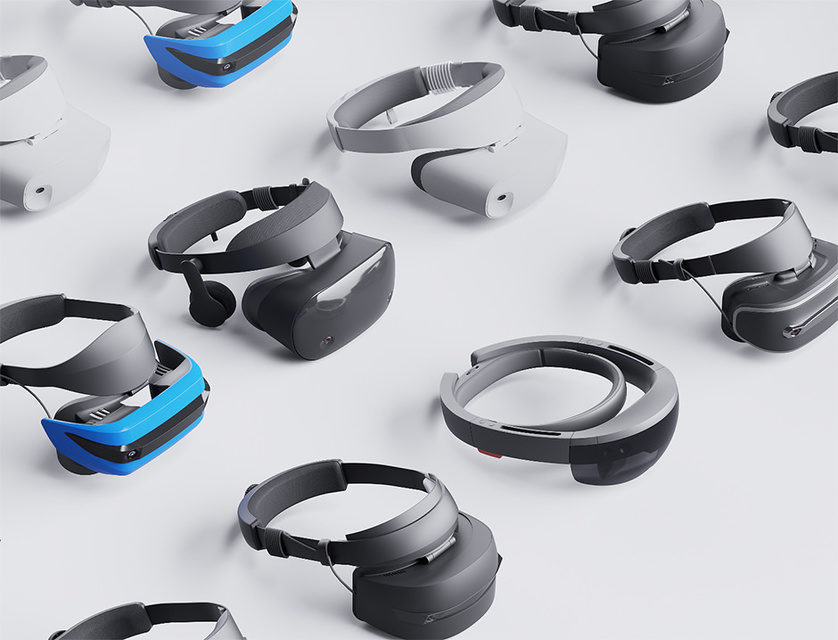Платформа Microsoft Windows Mixed Reality доступна разработчикам SteamVR