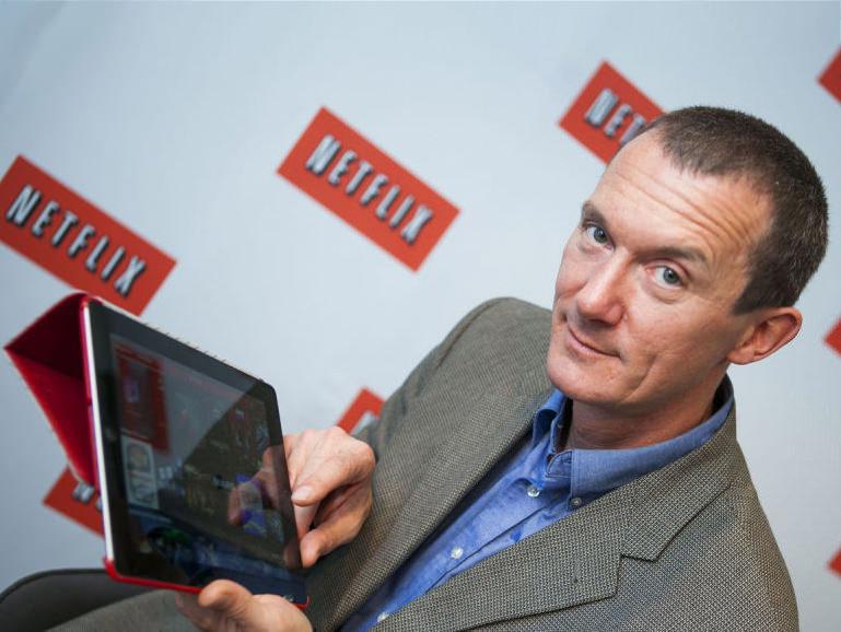 Netflix может приспособить сериалы под мобильные телефоны