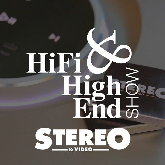 Stereo.ru на выставке Hi-Fi & High End Show 2017