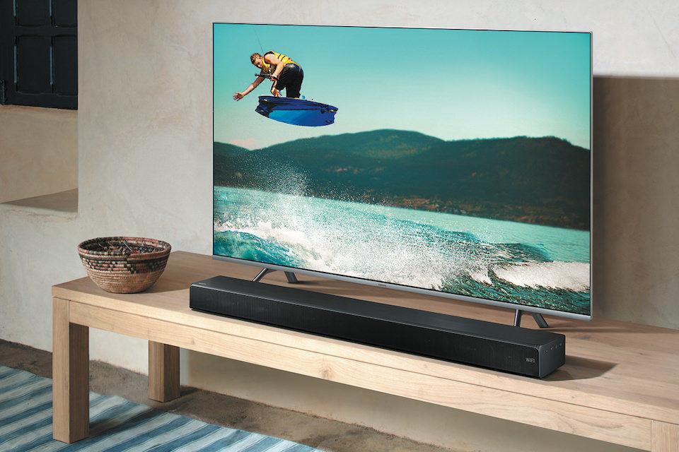 Беспроводный телевизор о Samsung