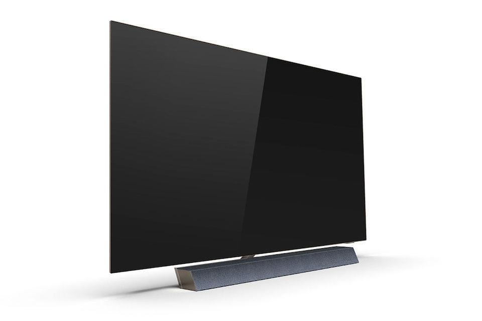 OLED-телевизор от Philips, оснащённый саундбаром Bowers&Wilkins, получил награду iF Design