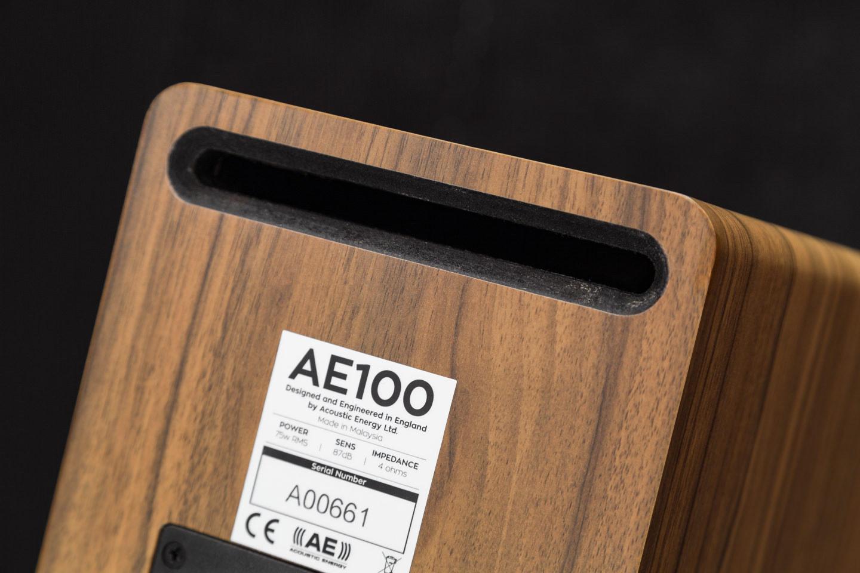 Щелевой фазоинвертор значительно уменьшает слышимый эффект прохождения воздуха