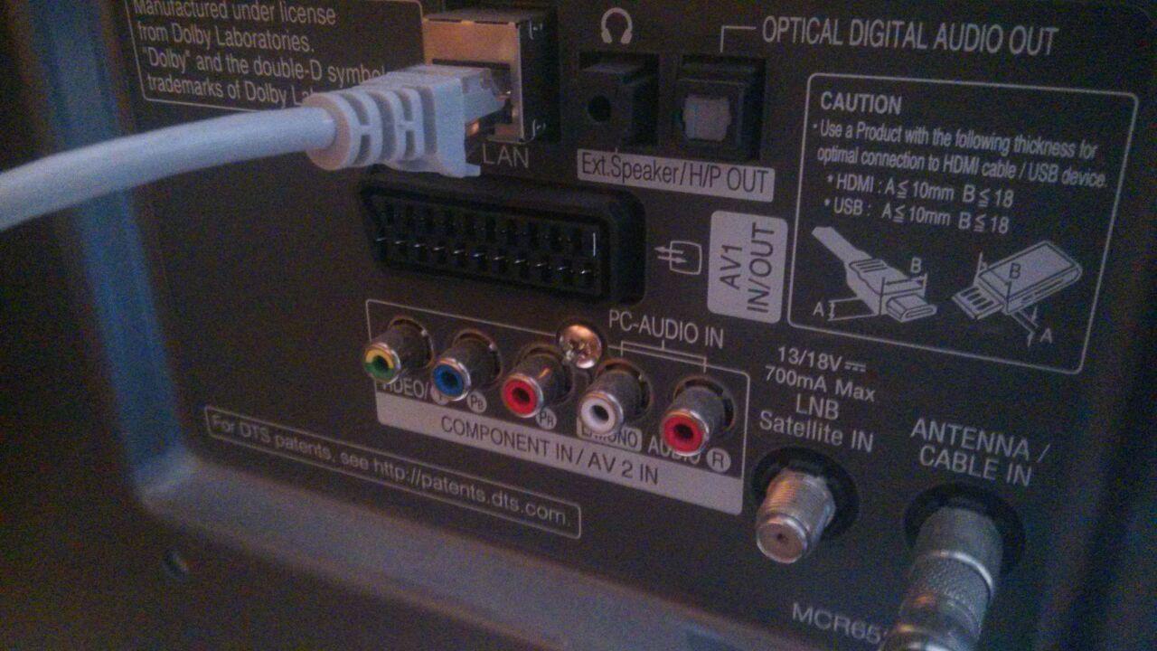 Как подключить телевизор к усилителю вместе со звуком из ПК? / Stereo.ru