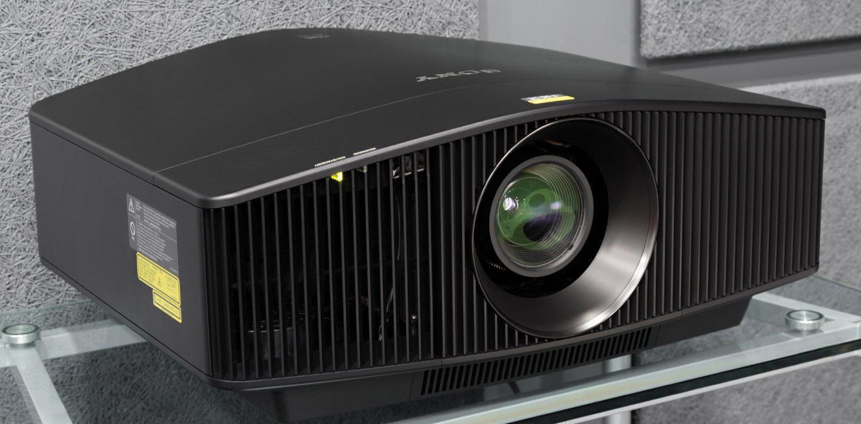 Тест проектора Sony VPL-VW760ES: ход лазером