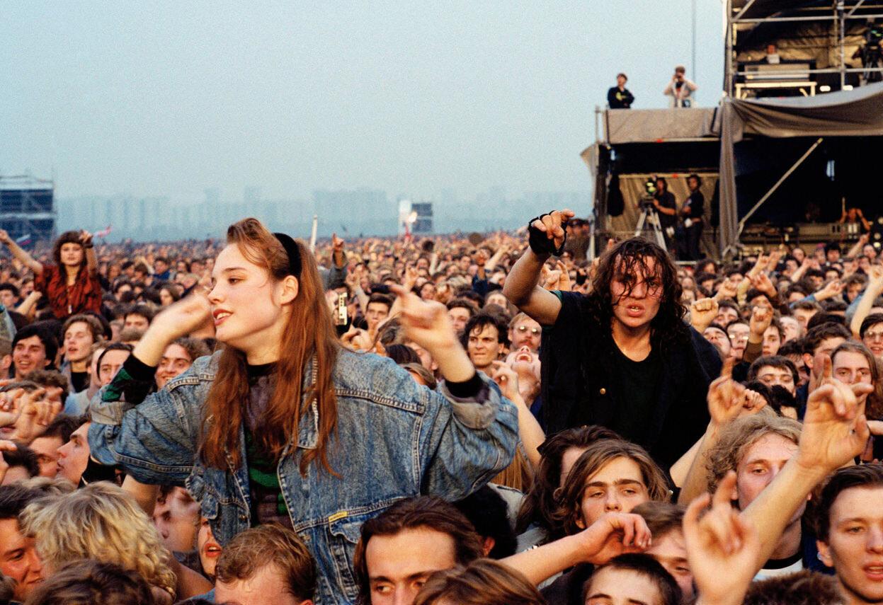 Monsters of Rock USSR: прекрасная музыка, отвратительная организация