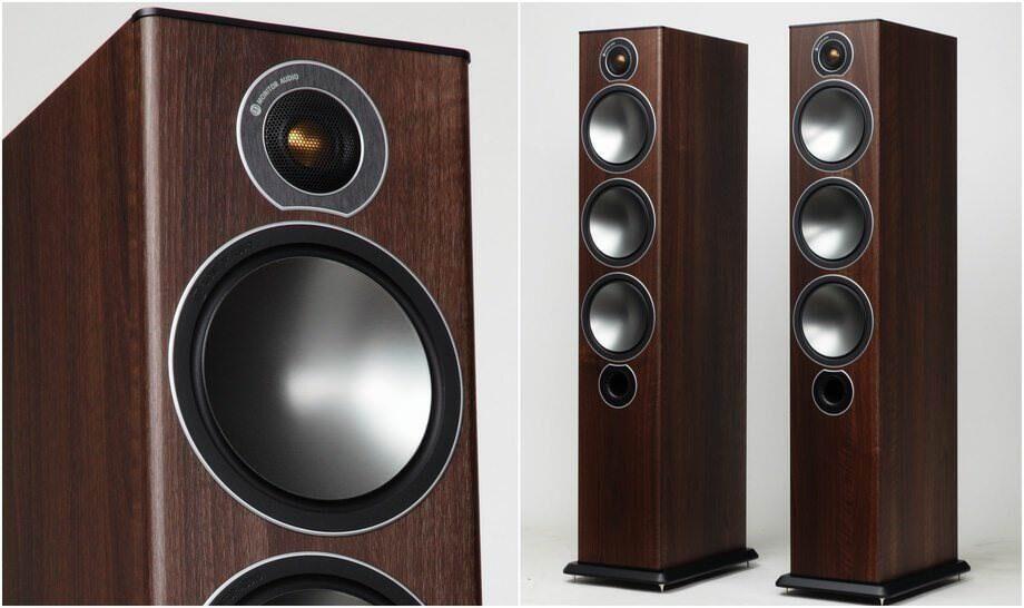 Тест акустической системы Monitor Audio Bronze 6: без прикрас