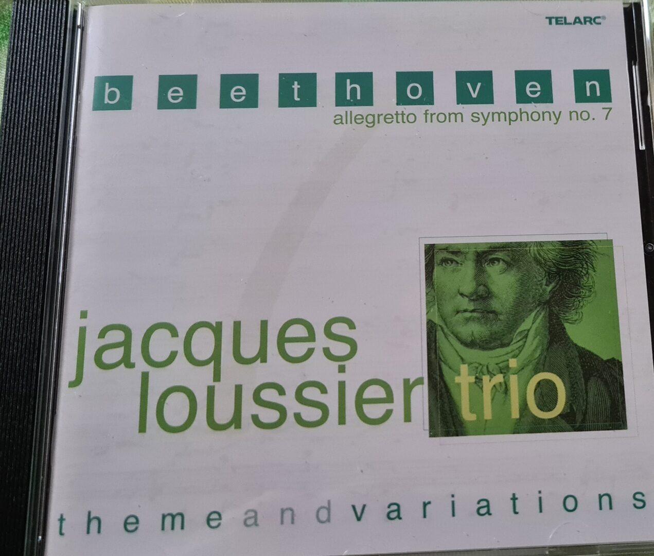 И вновь Жак Лусье...