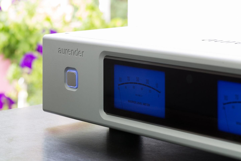 Тест цифрового транспорта Aurender N10: музыки — больше, суеты — меньше