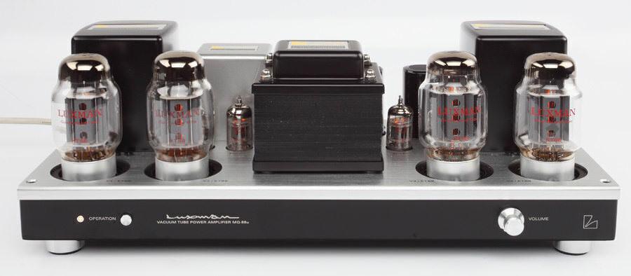 Эпоха возрождения. Ламповые предусилитель и усилитель мощности Luxman CL-38u и Luxman MQ-88u
