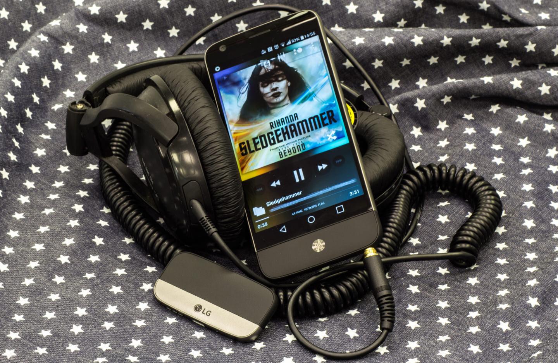 Гибрид гибридов: тест смартфона LG G5 SE с модулем Hi-Fi Plus от B&O