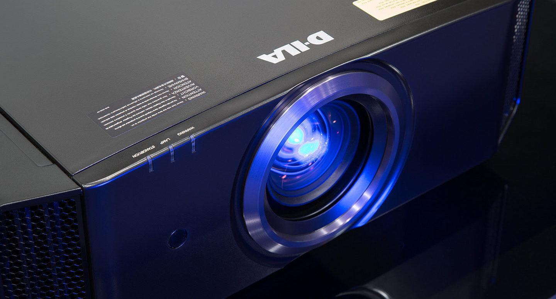 Тест 4К-проектора JVC DLA-X5500: доступный High End