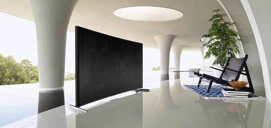Ultra-HD-телевизор Sony KD-65S9005B: гни свою линию