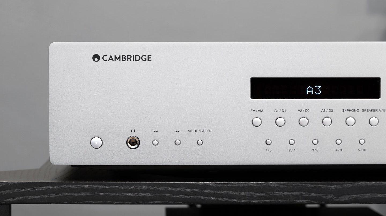 Тест стереоресивера Cambridge Audio AXR100: главное — не мешайте