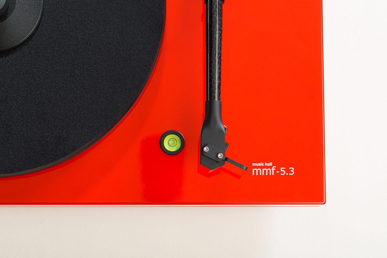 Тест проигрывателя винила Music hall mmf 5.3 с головкой Ortofon 2M Blue: у вертушек есть слои