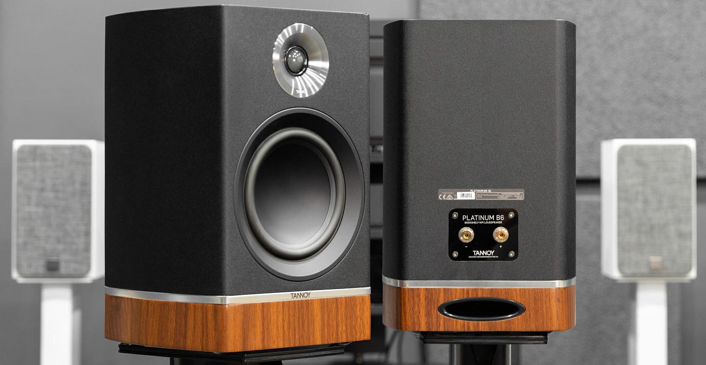 Тест акустики Tannoy Platinum B6: крепкие полочники со своим характером