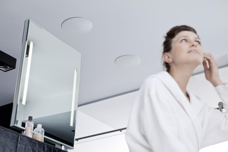 Обзор встраиваемой акустики Canton: потолок, стены и звук