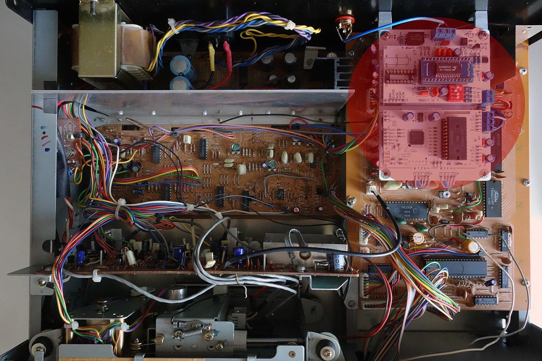 Запускаем внешний конвертер на базе легендарного Philips TDA1540
