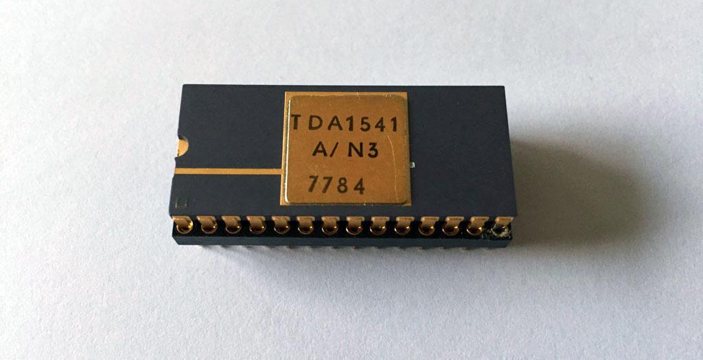 Пять CD-проигрывателей на ЦАПе Philips TDA1541: технофетишизм (часть 1)