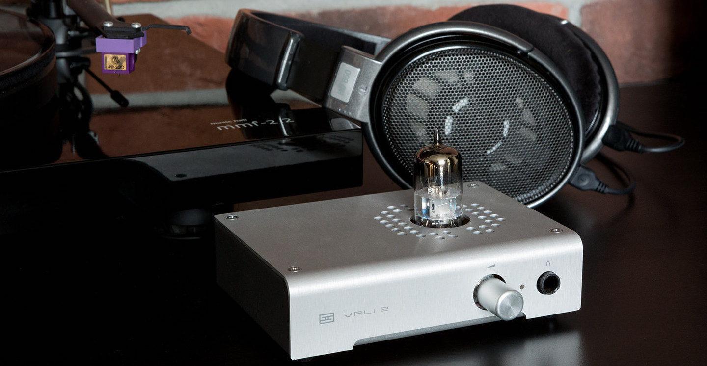 Тест усилителя для наушников Schiit Vali 2: много звука из одной лампы