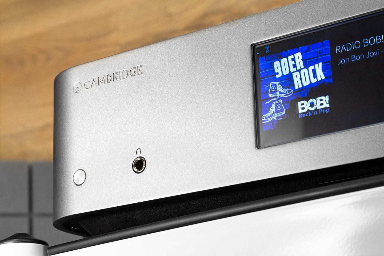 Тест сетевого плеера Cambridge Audio Edge NQ: выход на новые рубежи