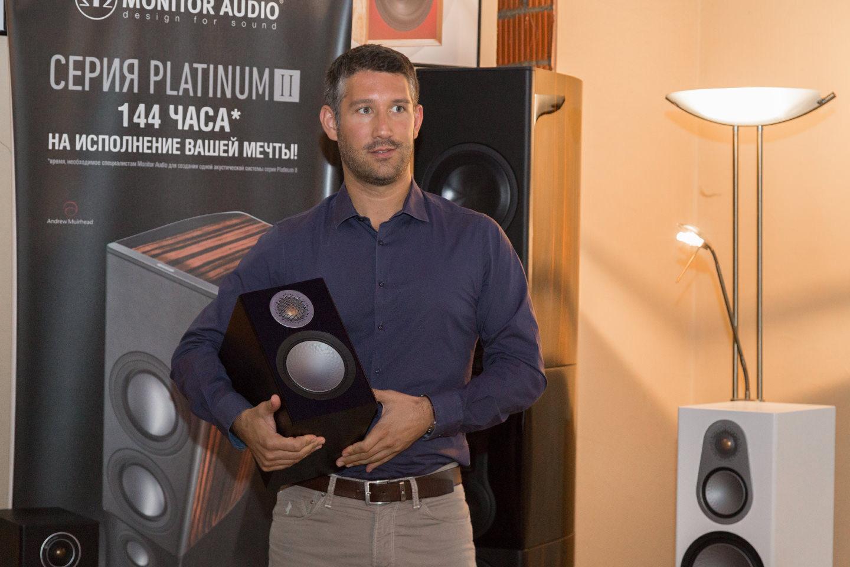 Российская премьера акустики Monitor Audio Silver 6G: серьезнее, чем раньше