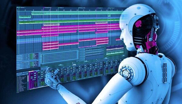 Каков юридический статус искусственного интеллекта при создании музыки? [перевод]