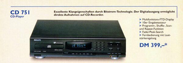Эволюция ЦАПов Philips Continuous Calibration: окупай-удешевляй