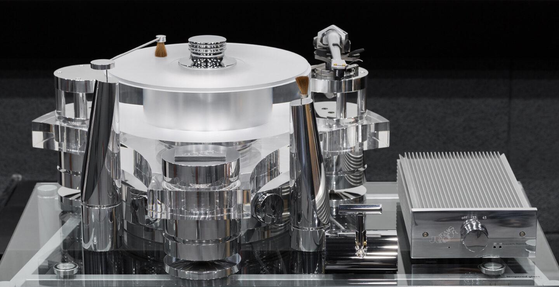 Тест проигрывателя виниловых дисков Transrotor Tourbillon FMD: три мотора и три тонарма