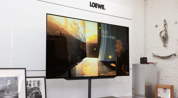 Обзор OLED-телевизора Loewe Bild S 77: философия готового решения