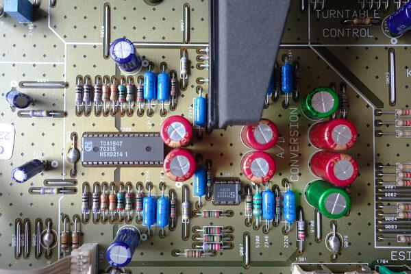 Изучаем вершину Bitstream-концепции: чипсет DAC7