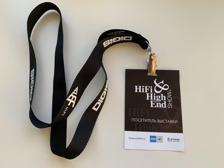 Выставка Hi-Fi & Hi end show 2021 глазами провинциала, часть вторая (в фотографиях)